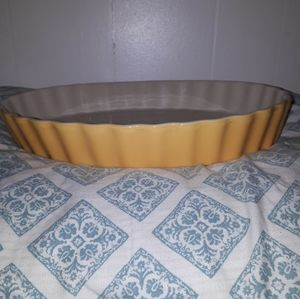 Other - Yellow casserole dish